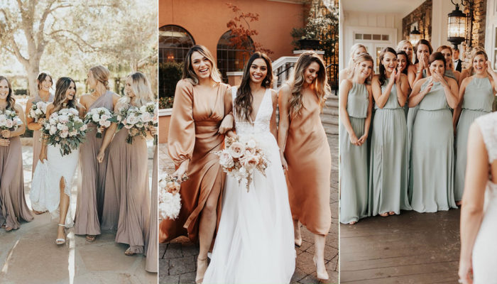 6 Best Places to Buy Bridesmaid Dresses Online That You Can't Go Wrong With
