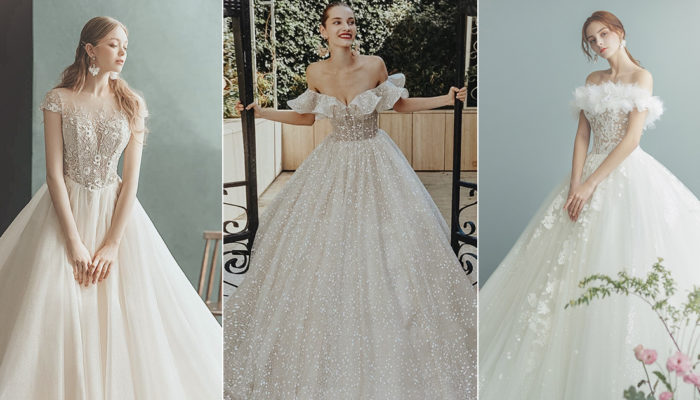 30 Fashion-Forward Wedding Dresses For The Modern Fairy Tale Bride