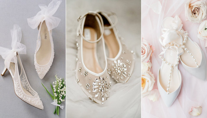 12 Beautiful and Comfortable Low Heel Wedding Shoes You Can Actually Wear All Day