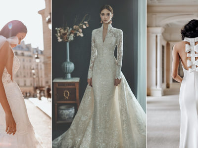 40 Modern Classic Statement-Making Wedding Dresses For the Contemporary Bride