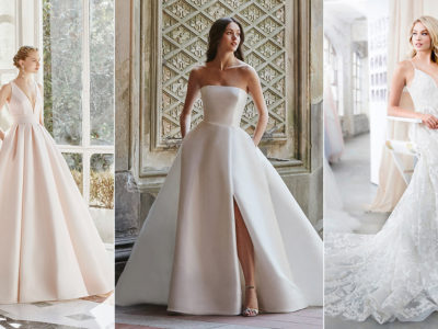 20 Beautiful Wedding Dresses With Pockets To Carry Your Phone and Lipstick