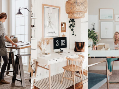 5 Home Office Style Trends in 2020! Beautiful Decor Ideas For Work-From-Home Entrepreneurs