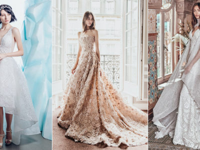 Two Looks In One! 30 Wedding Gowns That Stay Beautiful From Day-To-Night