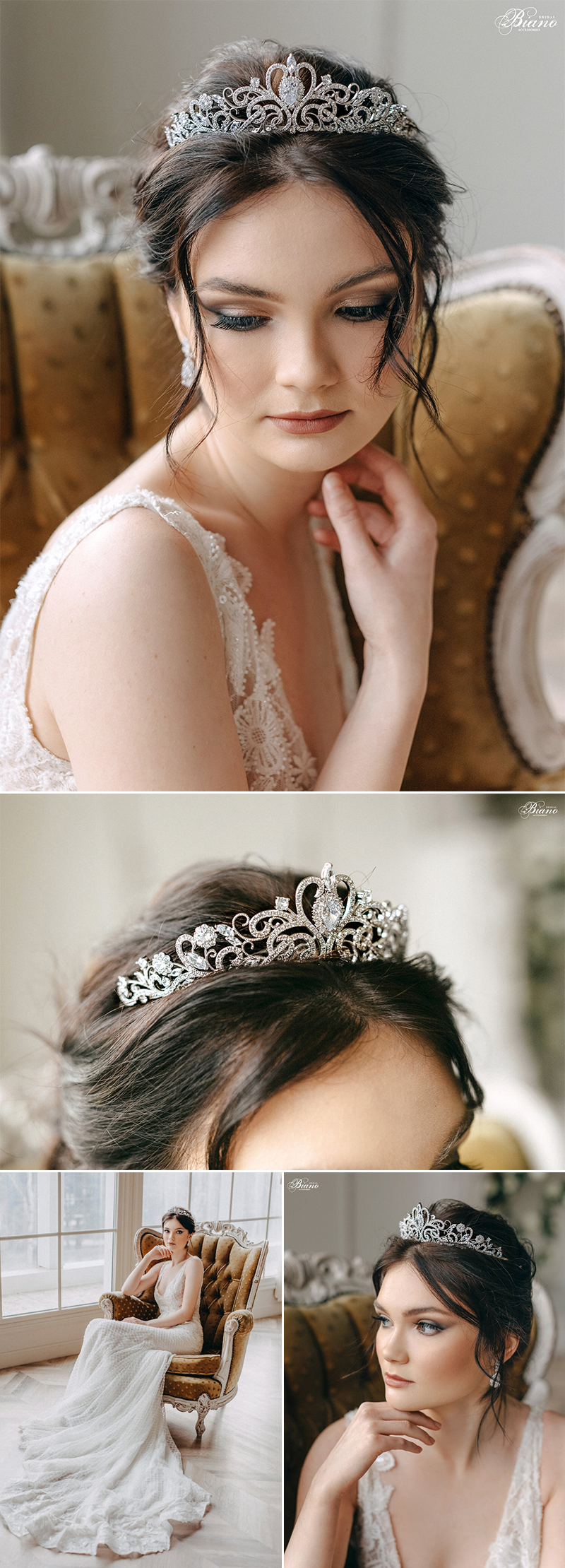 wedding bridal tiara crown