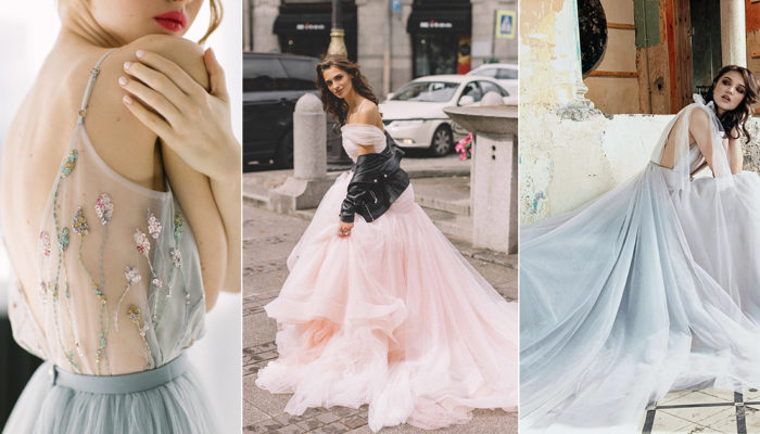 24 Ultra-Romantic Handmade Wedding Dresses For The Ethereal Bride
