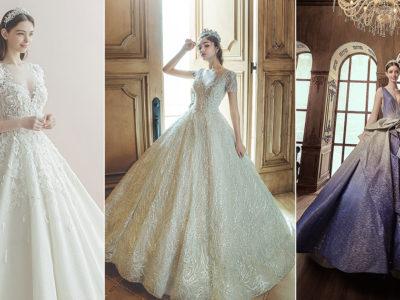 15 Statement Princess Wedding Dresses Fit For A Modern Regal Bride