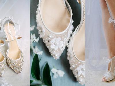 12 Instagram-Worthy Wedding Shoes For The Modern Cinderella