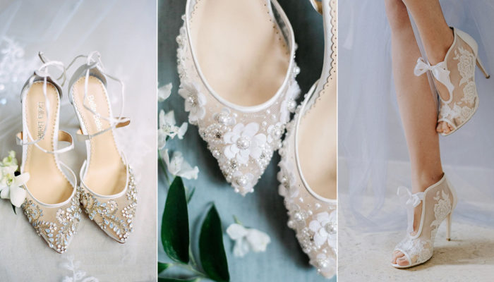 12 Instagram-Worthy Wedding Shoes For The Modern Cinderella