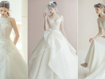 Less is More! 15 Simple Yet Beautiful Wedding Dresses For Modern Brides