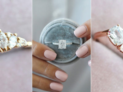 6 Rising Diamond Ring Trends for the Modern Bride