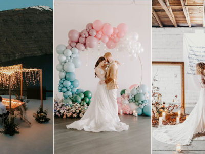 Small Wedding Trends: Elopement, Minimony, and Micro Wedding Ideas We Love