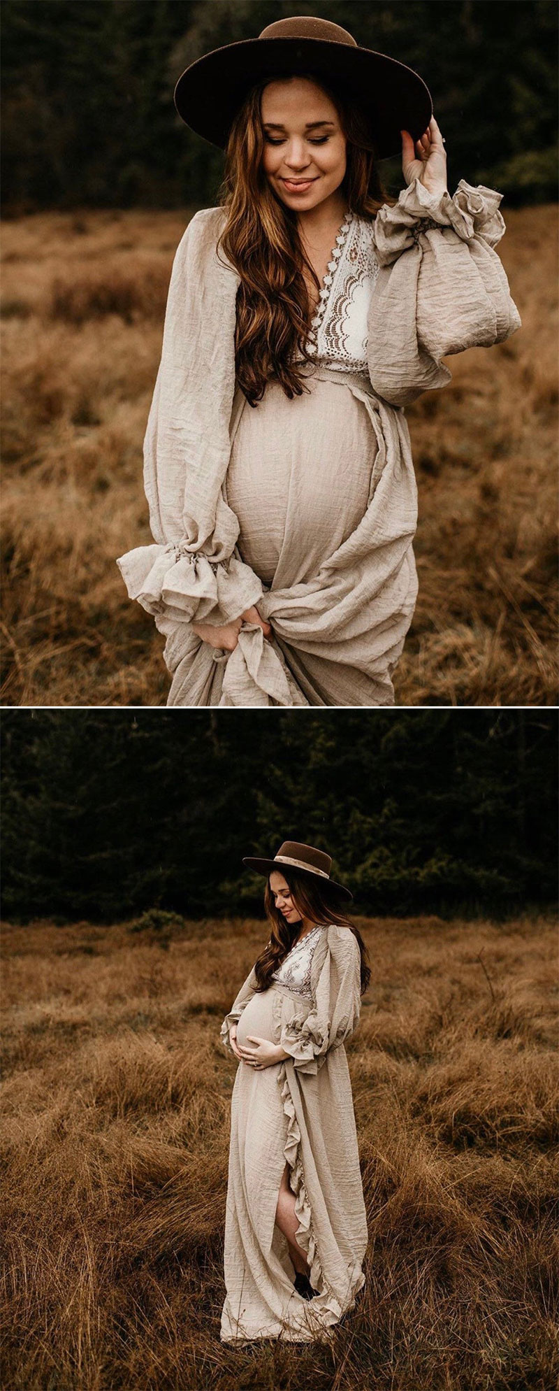 pregnant maternity dresses